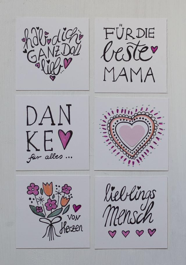 Fur Die Beste Mama Zum Muttertag Poster Mit Spruch Gift For Mother S Day Art Print Made By Hugs N Cups Muttertag Diy Valentinstag Basteln Kinder Leporello