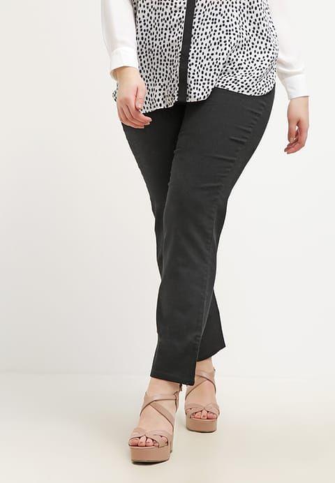 New Look Curves Jeansy Straight leg - black za 94 zł (06.04.17) zamów bezpłatnie na Zalando.pl.