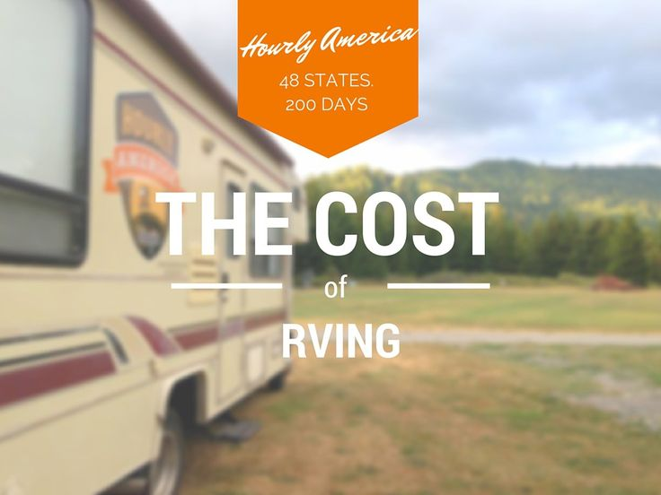 Driving around America in an RV is one of the most American things you can possibly do. But how much does it actually cost to travel America in an RV?