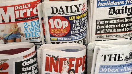 30 Oct. Press Regulation comes into being via Royal Charter