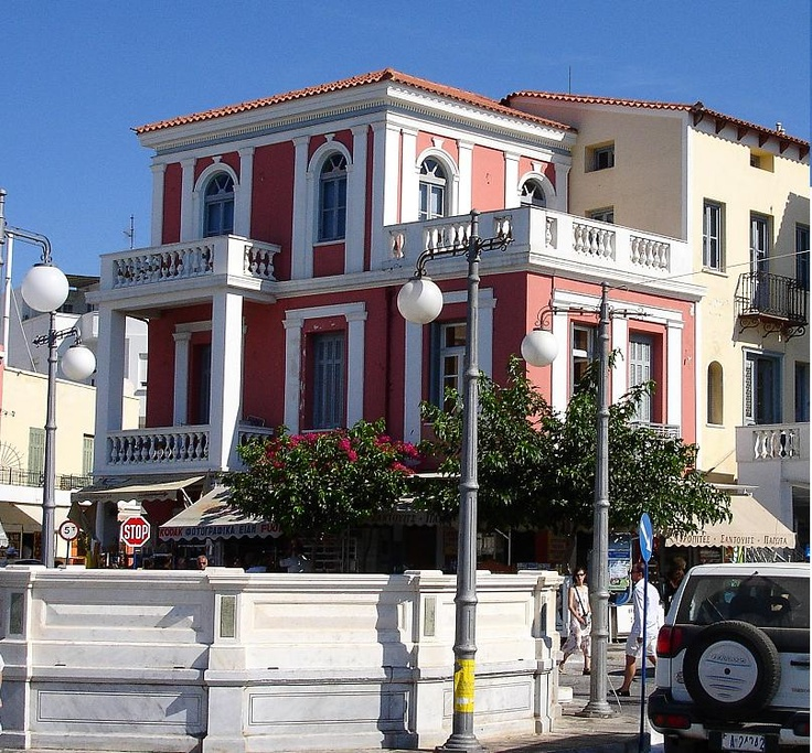Neoclassical House, Tinos