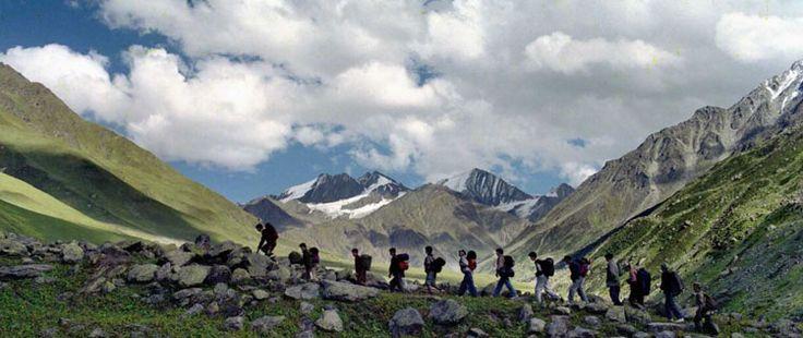 Jaipur's Ayushi Mishra climbed 18700 feet in 3 days
