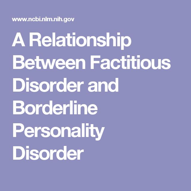 factitious disorder A factitious disorder is a condition in which a person acts as if they have an illness by deliberately producing, feigning, or exaggerating symptoms.