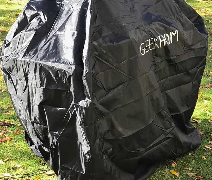 Best Grill Covers For Weber Genesis Review In 2020 Top For The Money With Images Grill Cover Weber Genesis Grill Weber Grill Cover