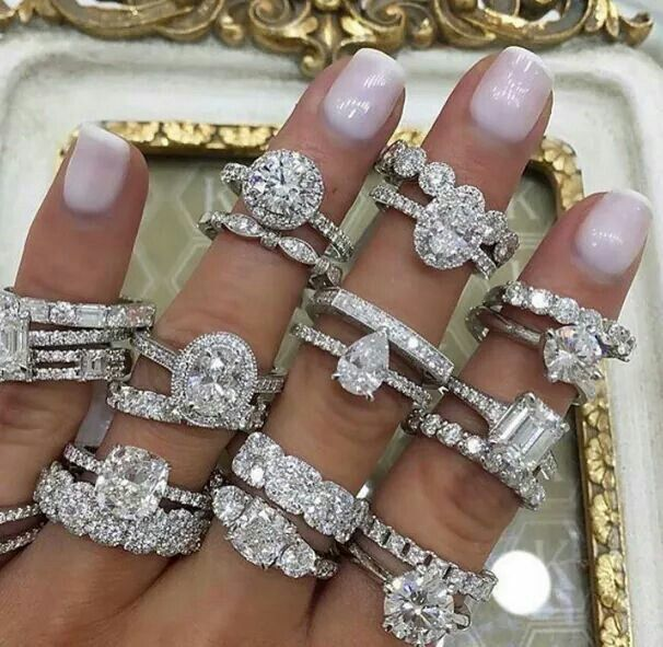 Beautiful Rings!