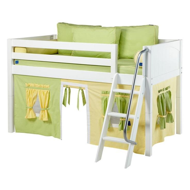 Easy Rider Girl Panel Tent Bed - Kids Beds at Kids Furniture Mart