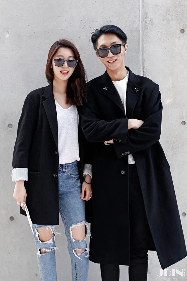Couple Matching Outfit จับที่รักมาแต่งตัวให้เหมือนกัน