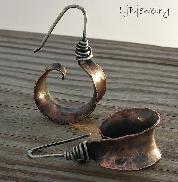 Copper Hoops | Flickr - Photo Sharing!