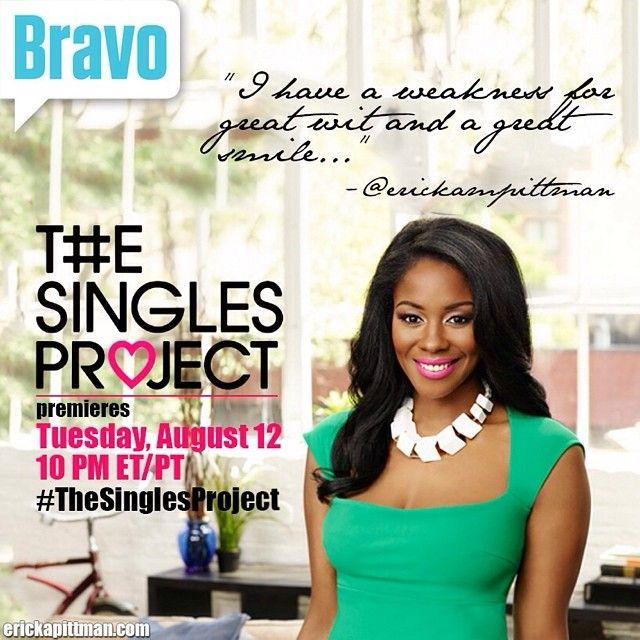 "The Singles Project. What is the Singles Project? They're just like you - except they're taking their quest for love to the public. This show is being billed as a ""real time docudrama/reality series/dating show. Oh boy."