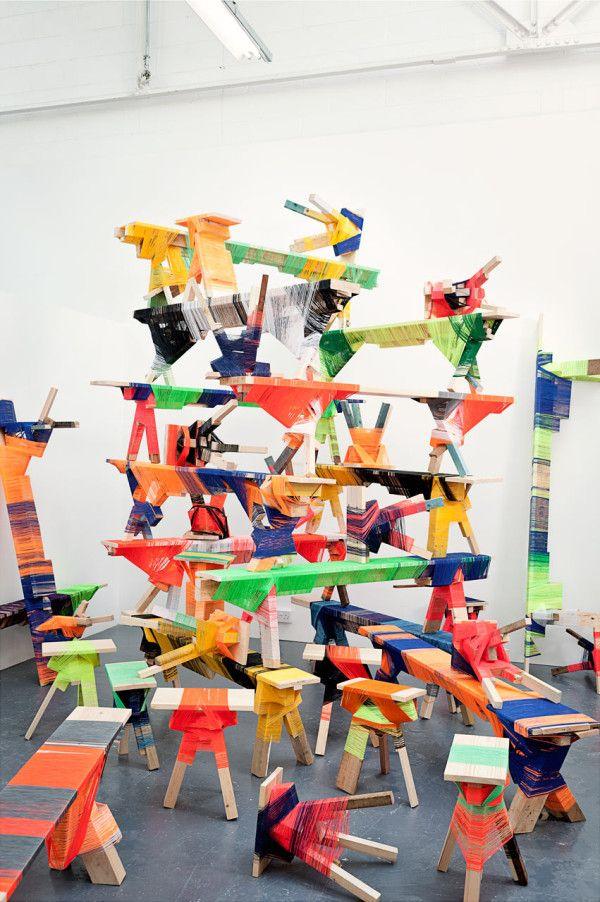 The Craft of Thread Wrapping by Anton Alvarez