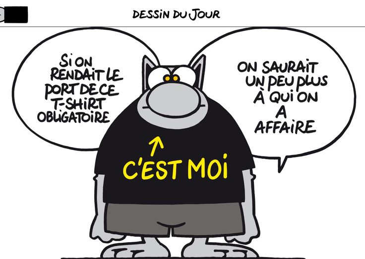 17 best images about humour le chat on pinterest messages belgium and sons - Dessin du chat ...