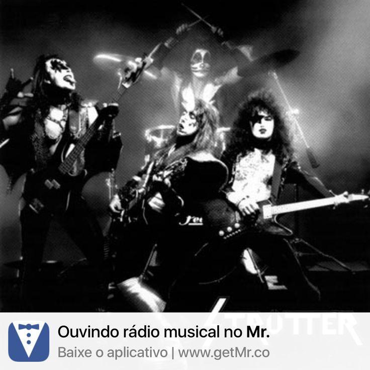Estou escutando Strutter - Kiss no Mr. #GetMr http://GetMr.co