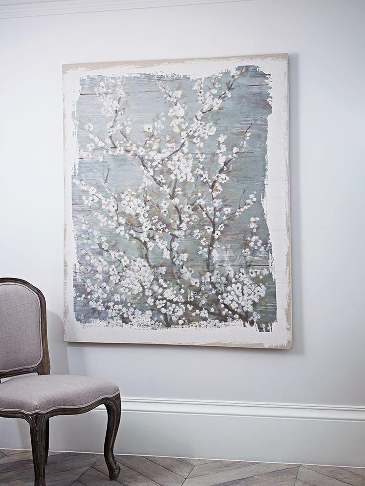 Cherry Blossom Canvas Wall Art 96 best quadres - cherry blossom images on pinterest | flowers