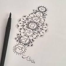 Bildergebnis für chakras tattoo