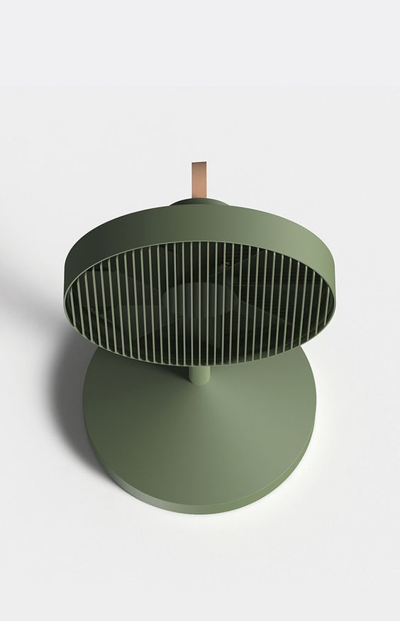 Conbox / 2016 / Stackable Electric Fan Design / www.jiyounkim.com