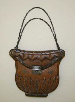 Object Name  Purse  Date  1790–1800