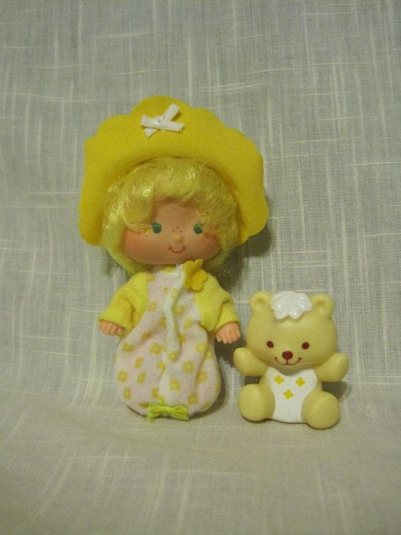 Butter Cookie ...she was my favortie as a little girl!!! and I still have her!!! :)
