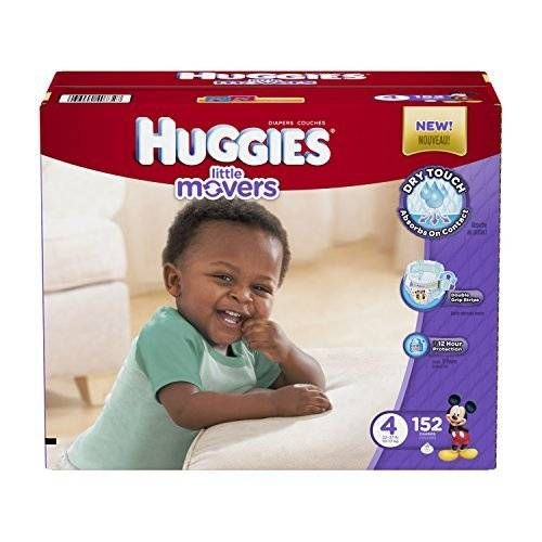 [$29.2] HUGGIES Little Movers Diapers Size 4 152 Count $23.36 (S&S) at Amazon #LavaHot http://www.lavahotdeals.com/us/cheap/huggies-movers-diapers-size-4-152-count-23/228488?utm_source=pinterest&utm_medium=rss&utm_campaign=at_lavahotdealsus