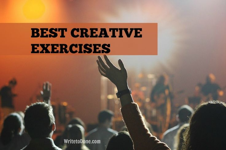 Here are 10 of the best creative writing exercises. Each one is accompanied by an image to kickstart your imagination...