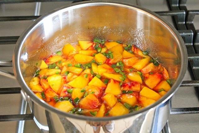 Peach Jalapeno Jam | Preserving the Harvest | Pinterest