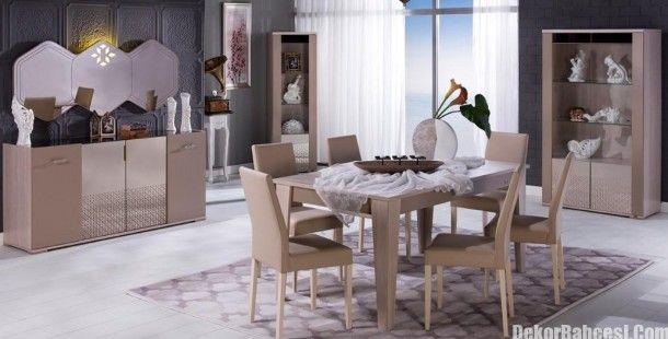 Mondi 2016 Yemek Odası Modelleri ve Fiyatları ( Eylül )