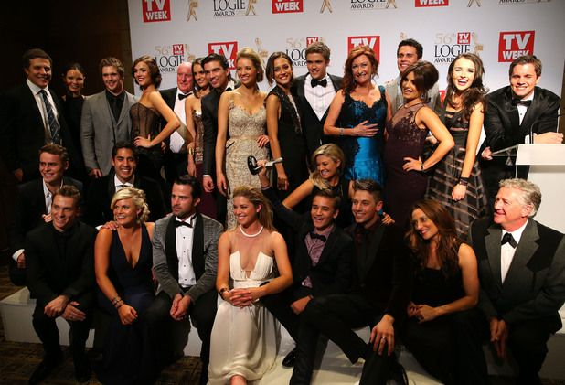 My favourite TV Show is Home And Away. It's great to watch while unwinding. It has some great story lines and some not so great story line but the characters are all enjoyable to watch.