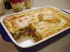 Old Fashioned Pastie Slabs