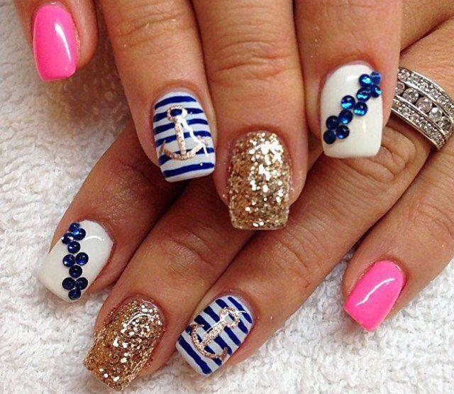 22 Nails To Copy This Spring | Nail Design