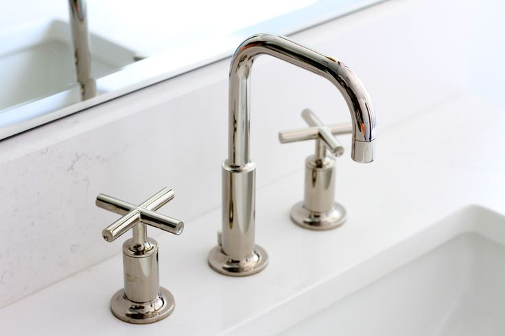 Kohler Purist Faucet for master bathroom