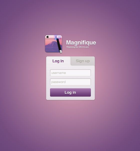login page design inspirations all about web designs ui ux