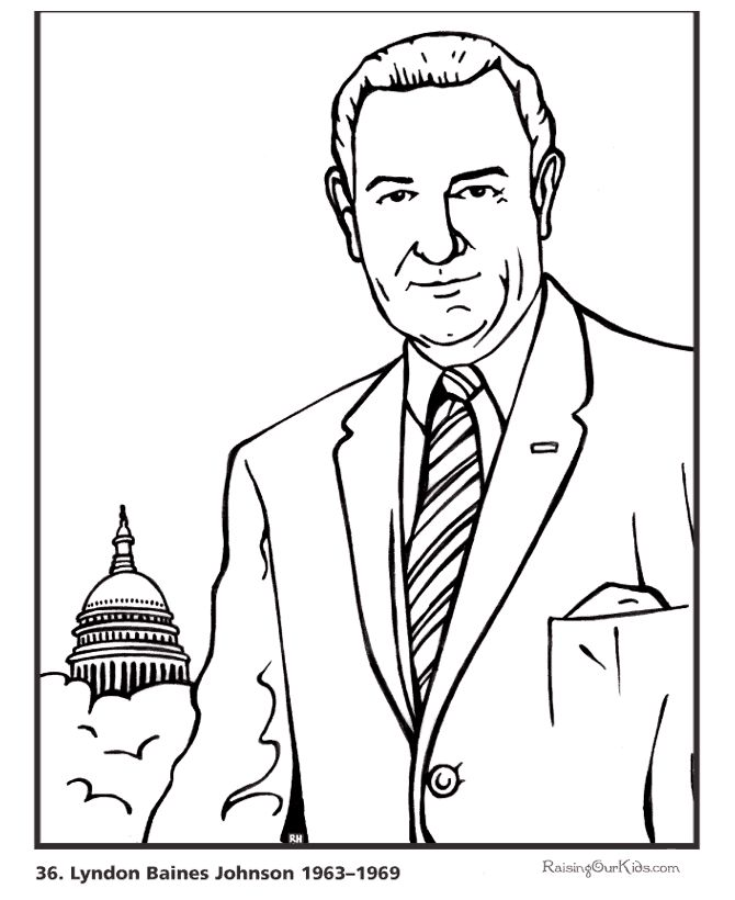 50 best Presidents images on Pinterest Coloring pages Free
