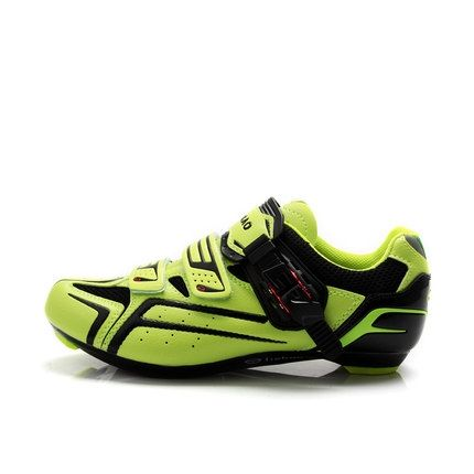 71.39$  Buy here - http://ali1zr.worldwells.pw/go.php?t=32673976742 - Tiebao Professional Bicycle Cycling Shoes Road Racing Self-Locking Men Breathable Outdoor Sports Athletic Zapatos Ciclismo