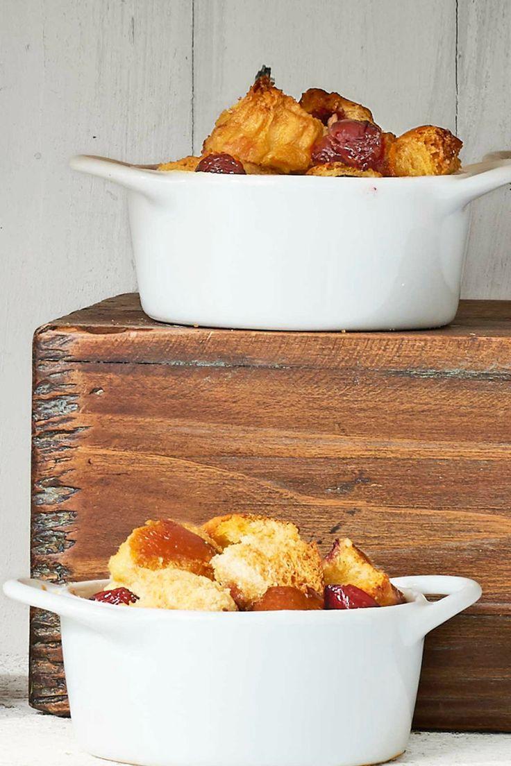 Old-Fashioned Brioche Bread Pudding