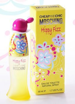 Cheap and Chic Hippy Fizz Moschino perfume - a fragrance for women 2008