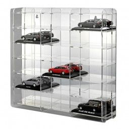 Model Car Display Cabinet 1/43 | Scale 1/43 | Model Cars | Display Cases for ... | Sora Shop