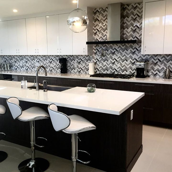 173 best kitchens silestone by cosentino images on pinterest for Extreme kitchen designs