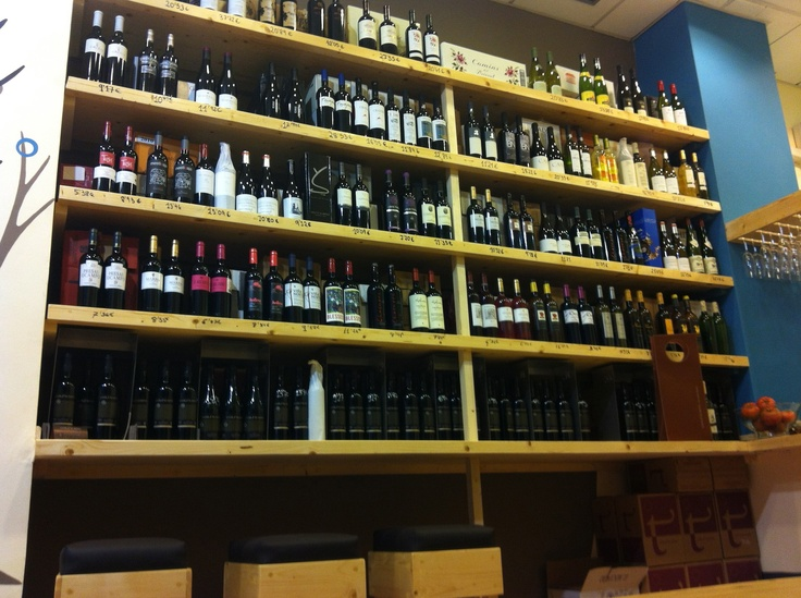 #Wine Bar Contiempo, vinoteca. Vinos y tapas. Calle Teobaldo Power, 26, Santa Cruz de Tenerife. Más de 90 referencias de vino canario, nacional e internacional