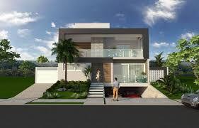 Resultado de imagem para fachadas de casas em alphaville