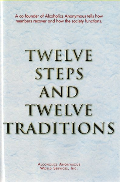 22 best aa and na recovery books and workbooks images on pinterest twelve steps and twelve traditions is the classic book used by aa members and groups around the world it lays out the principles by which aa members fandeluxe Image collections