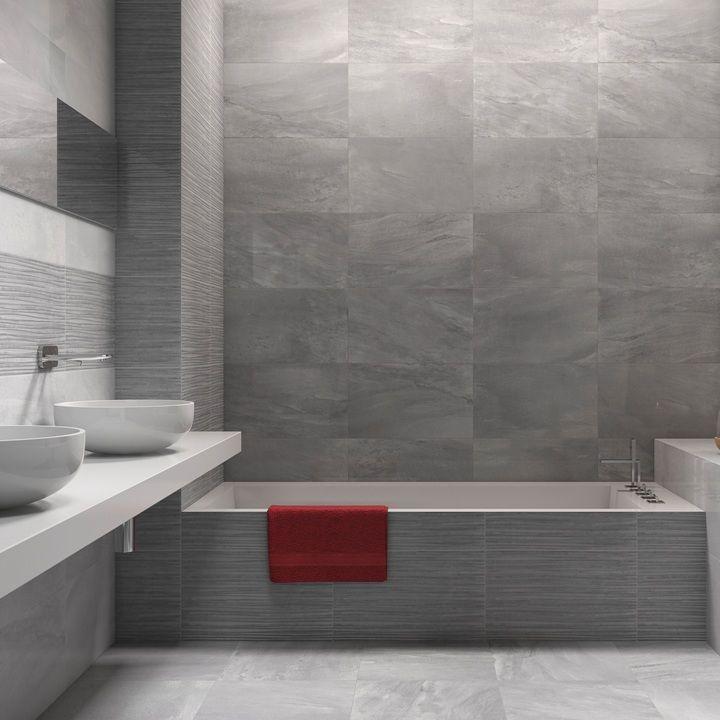 best 25 bathroom tile gallery ideas on pinterest grey. Black Bedroom Furniture Sets. Home Design Ideas