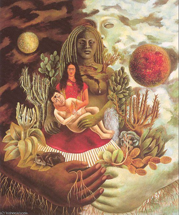 de Frida Kahlo (1907-1954, Mexico)                                                                                                                                                                                 Plus