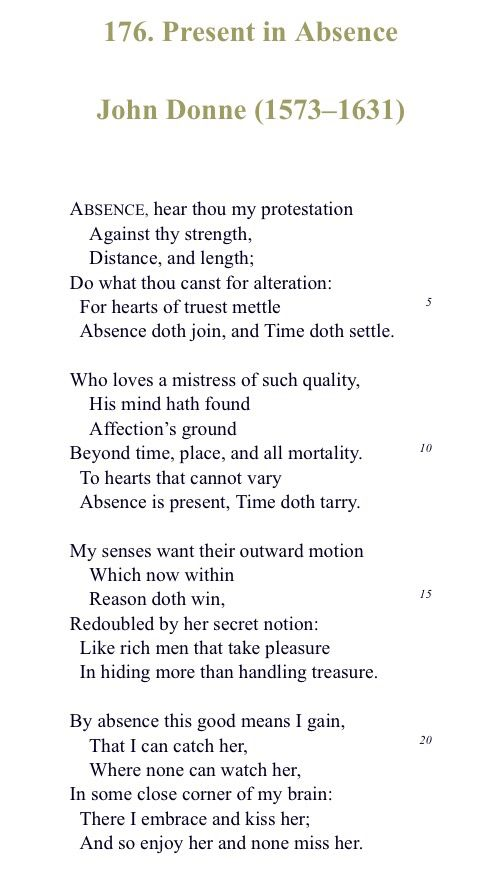 an analysis of the sonnet 10 by john donne John donne's holy sonnet #10 paraphrased: death, do not be honored by those who call you great and fearsome, because you are not so poor death, although you think you slay so many,.