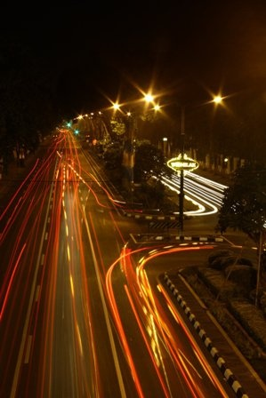 Surabaya City Night - Tunjungan Plasa