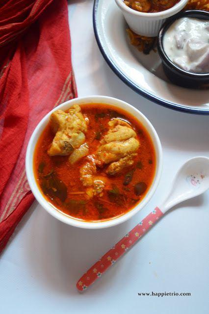 Ghee Chicken Curry Recipe | Mangalore Special Ghee Chicken