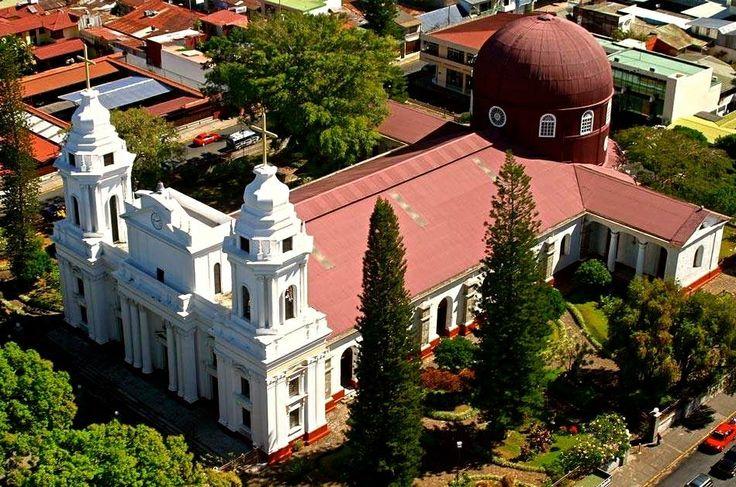 Catedral de Alajuela Costa Rica