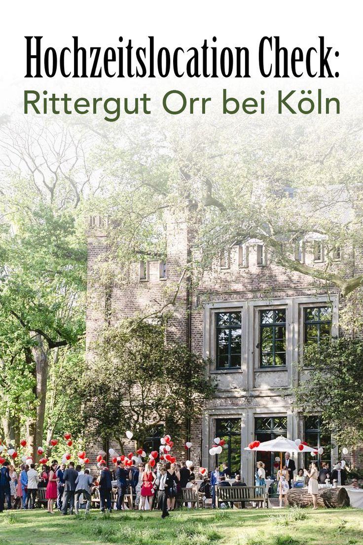 Rittergut Orr: Eine absolute Traumlocation für eure Hochzeit. Seit 2015 sind im…