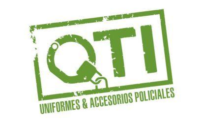 Logotipo QTI   Comercializacion de uniformes y accesorios para fuerzas de seguridad