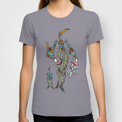 Hight T-shirt by Maccu Maccu - $18.00