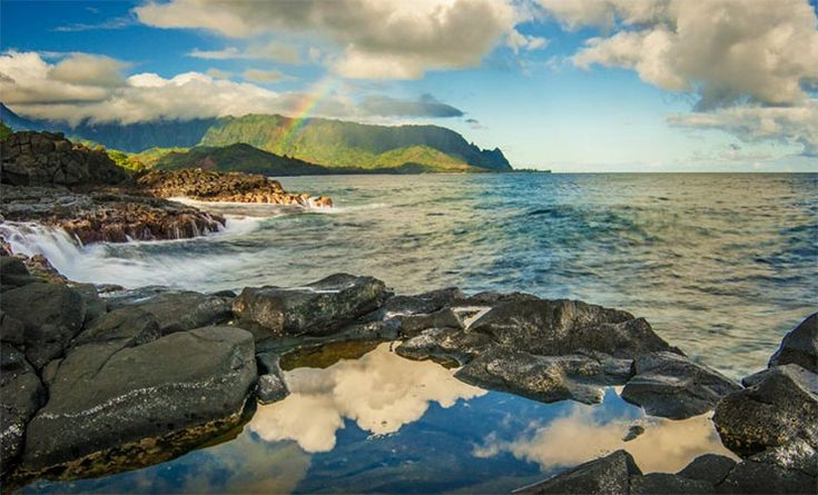 あまり教えたくない癒やしのハワイ! 不思議なカウアイ島カパアで大自然のアートを感じる