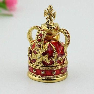 Crown Jewelry Box Trinket Box 2015 – $17.99